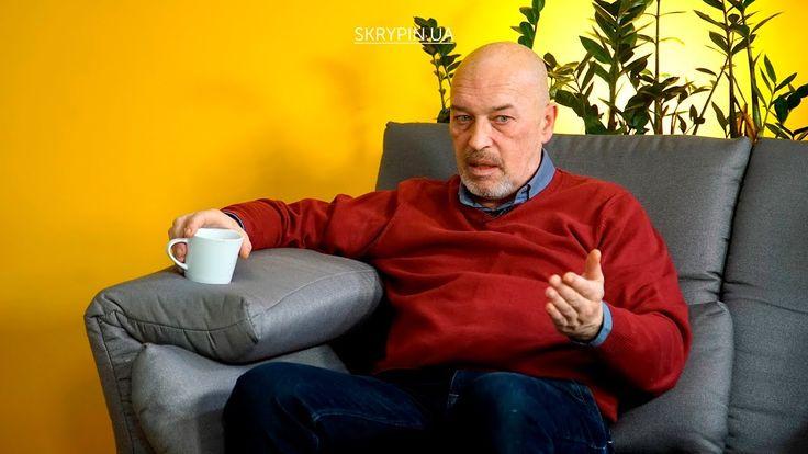 Ніколи не погоджуся на статус-кво Донбасу, бо я спілкуюся з цими людьми! | Георгій Тука