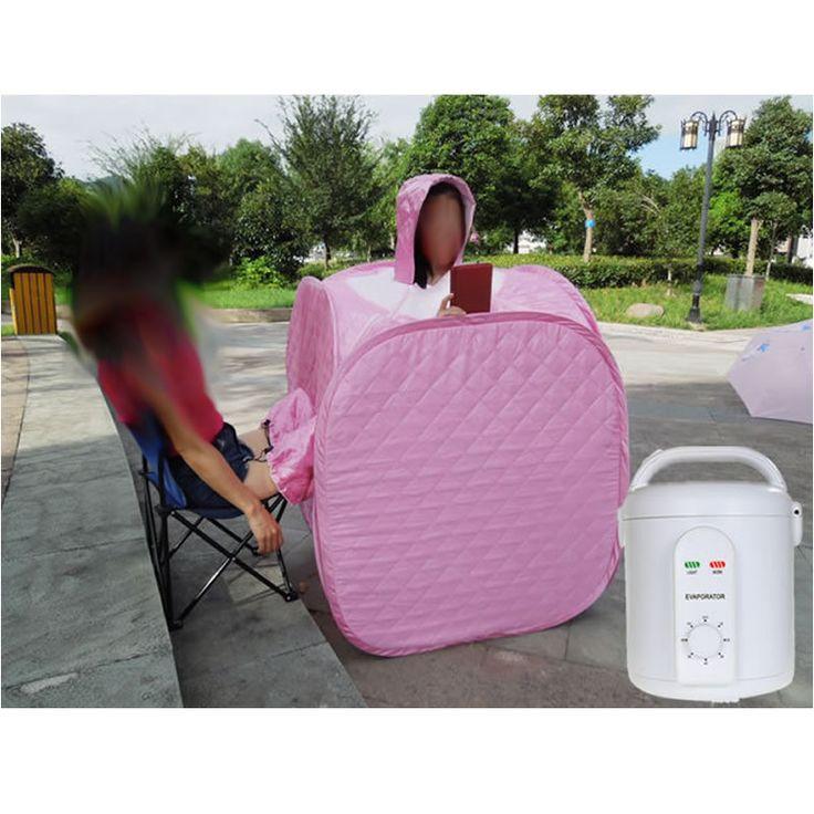 2015 best new FIR/FAR Infrared Sauna Room Indoor SPA Weight Loss portable steam sauna room (foot massage included)