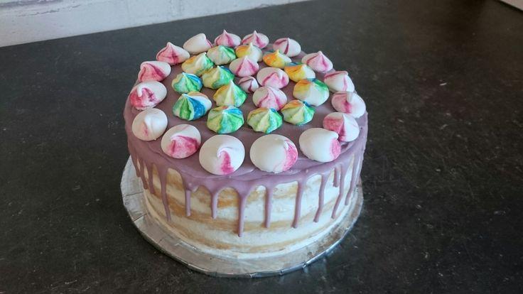 Sugarstamp cake