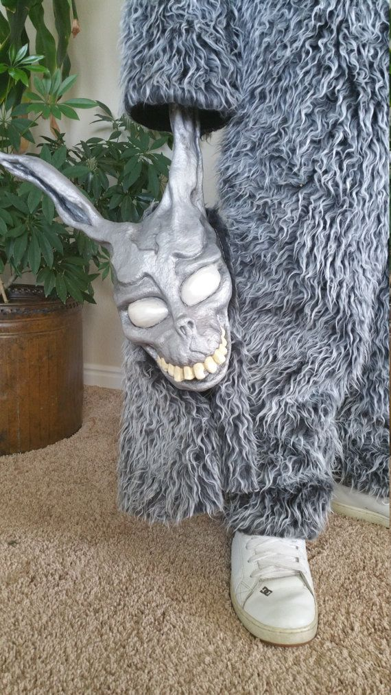 Frank The bunny Suit Donnie Darko Costume by mothergalaxies