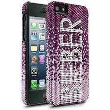 Cute Justin Bieber iPhone case...I want it so bad :)