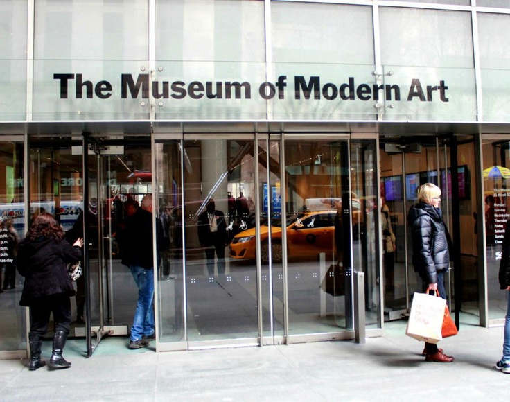 The Museum of Modern Art NY.