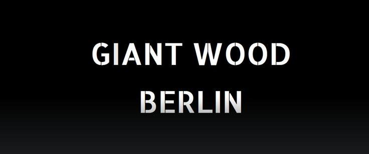 Giant Wood Berlin I Holzmöbel, Regale, Tische und Bänke in der Rigaer Straße 50 10247 Berlin