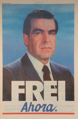 Eduardo Frei Ruiz Tagle, elecciones parlamentarias, 1989 (Fuente: http://econtent.unm.edu/cdm/singleitem/collection/LAPolPoster/id/3901/rec/163)