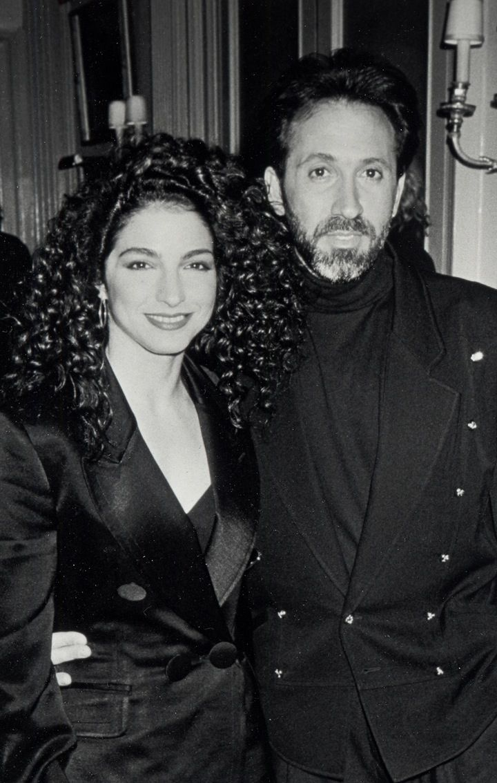 Celebrity couples in the 80s