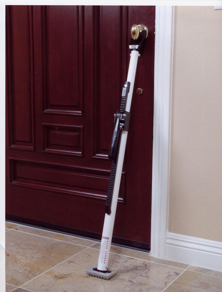 THE BUDDYBAR DOOR JAMMER IS THE STRONGEST HOME SECURITY BAR IN THE COUNTRY