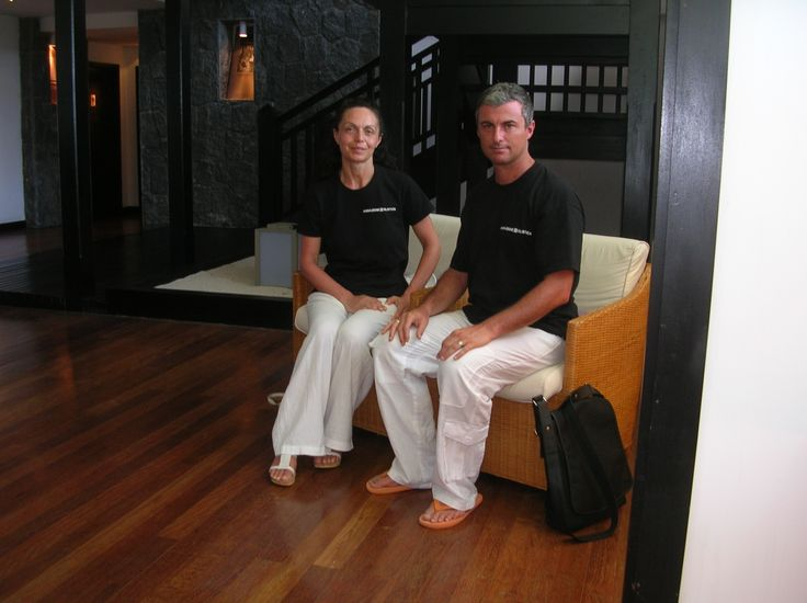 Special Week - Valtur Mauritius - Angela ed Emiliano -Owners of Holistic Animation