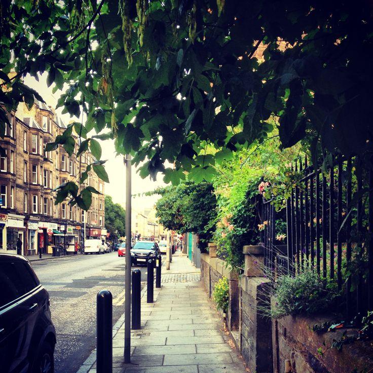 Mary's Place #Stockbridge #Edinburgh