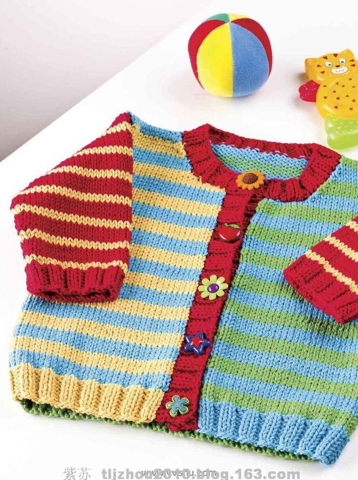 Creative Knitting --- 棒编服装(2) - 紫苏的日志 - 网易博客