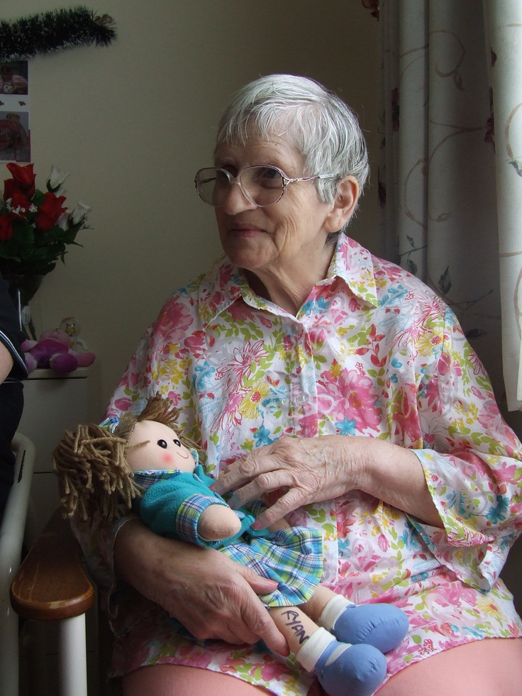 my mum- who sadly passed away in August 2012
