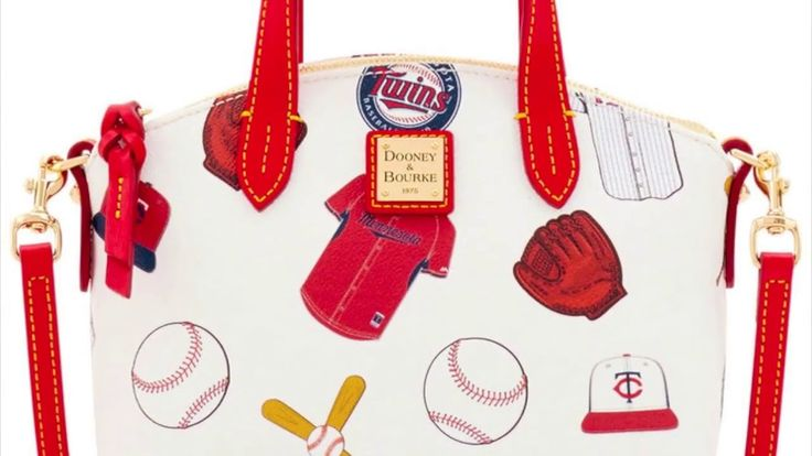 Official MLB Teams Dooney & Bourke Bags L.A. Angels of Anaheim