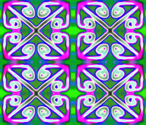 nga-hau-e-wha fabric by reen_walker on Spoonflower - custom fabric