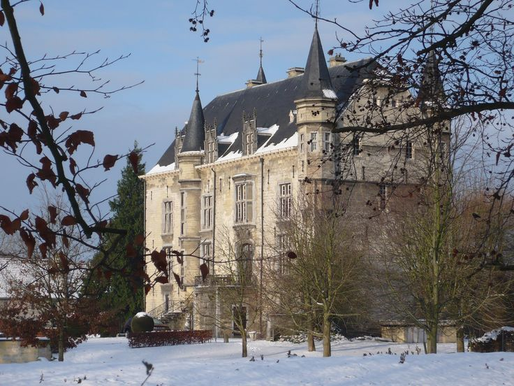 Valkenburg kasteel Schaloen
