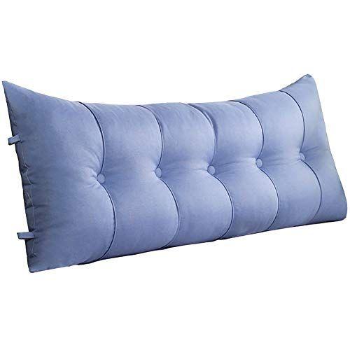 MS Pillow Bedside Cushion - Rectangular Bed Cushion Sofa Large Back ...