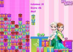 JuegosElsa.com - Juego: Frozen Fever Regalos - Minijuegos de la Princesa Elsa Frozen Disney Jugar Gratis Online
