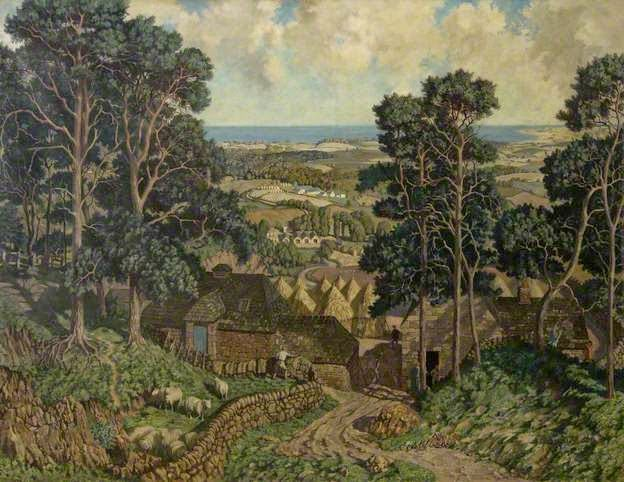Image result for Gilbert Spencer