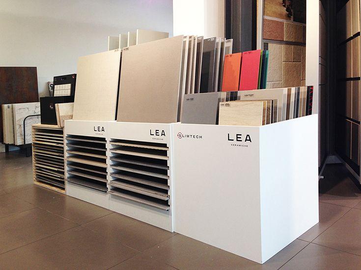 Espositore Lea ceramiche_ Showroom RolichS.r.l.