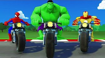 Mickey colores de ratón y camiones monstruo hot wheels - Poemas infantiles canciones para niños 8 - YouTube
