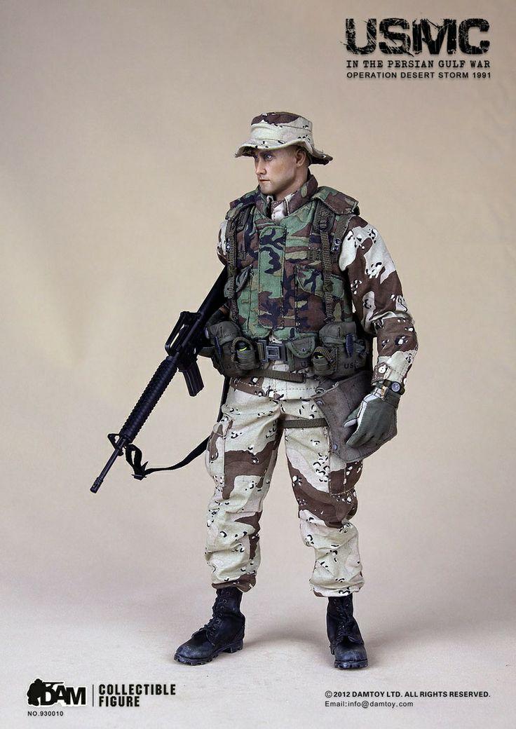 60a. Operation Desert Storm