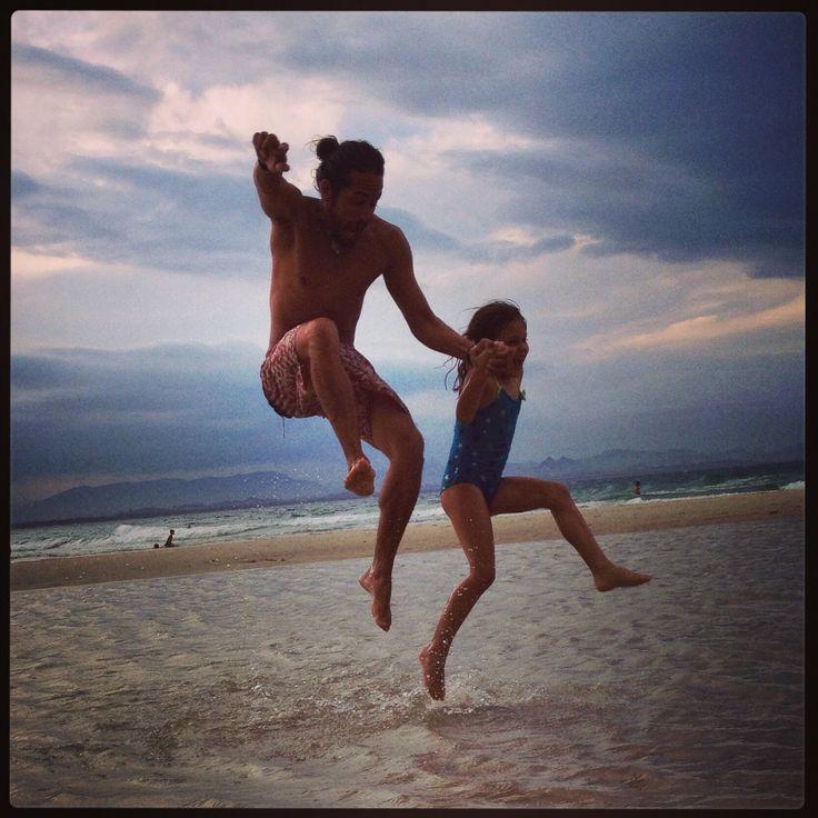 Seasoul dance..Byron Bay