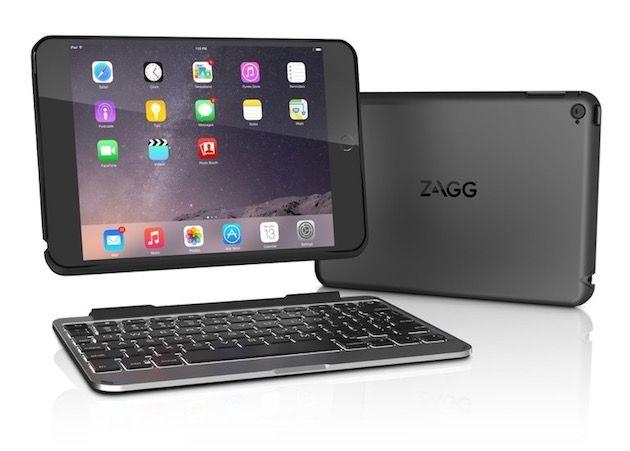 Des claviers sans fil pour iPad mini 4 et iPad Pro chez Zagg   iGeneration