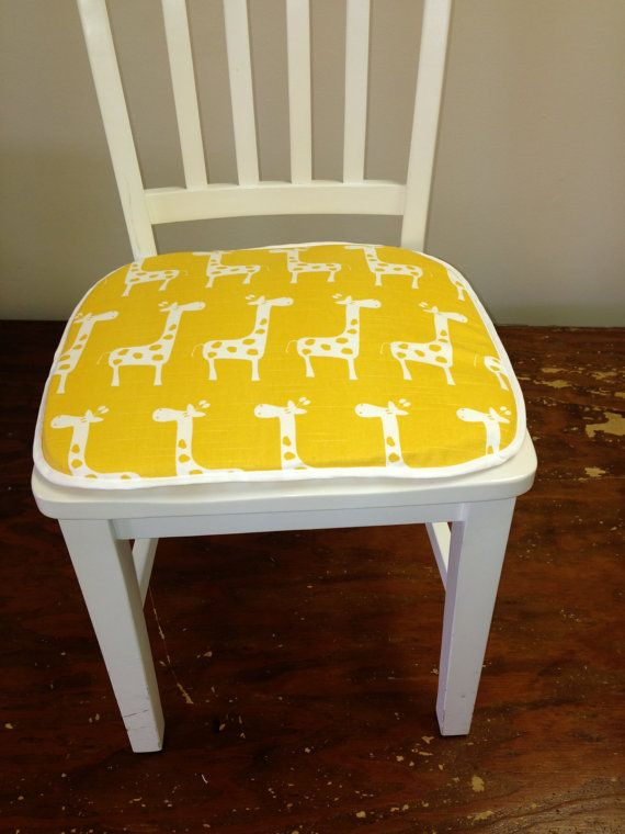 Children S Seat Cushion Kids Chair Pad 12 X 12 By