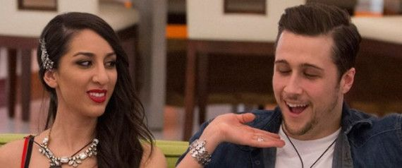 Jon And Neda: Big Brother Canada Season 2 Couple Dating