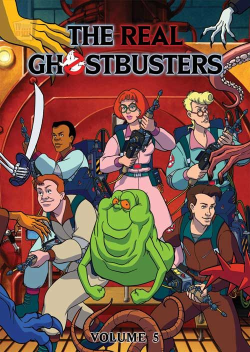 The Real Ghostbusters.. I need to find volume 5 for my Girl!