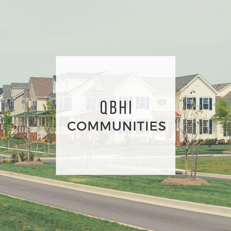 25 Best Qbhi Communities Images On Pinterest Family