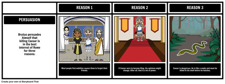 an analysis of the reasons for killing in julius caesar a play by william shakespeare Explanation of the famous quotes in antony and cleopatra, including all important speeches, comments, quotations, and monologues 2 julius caesar an analysis of the reasons for killing in.