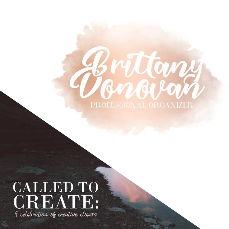 Called to Create: A Spotlight on Brittany Donovan