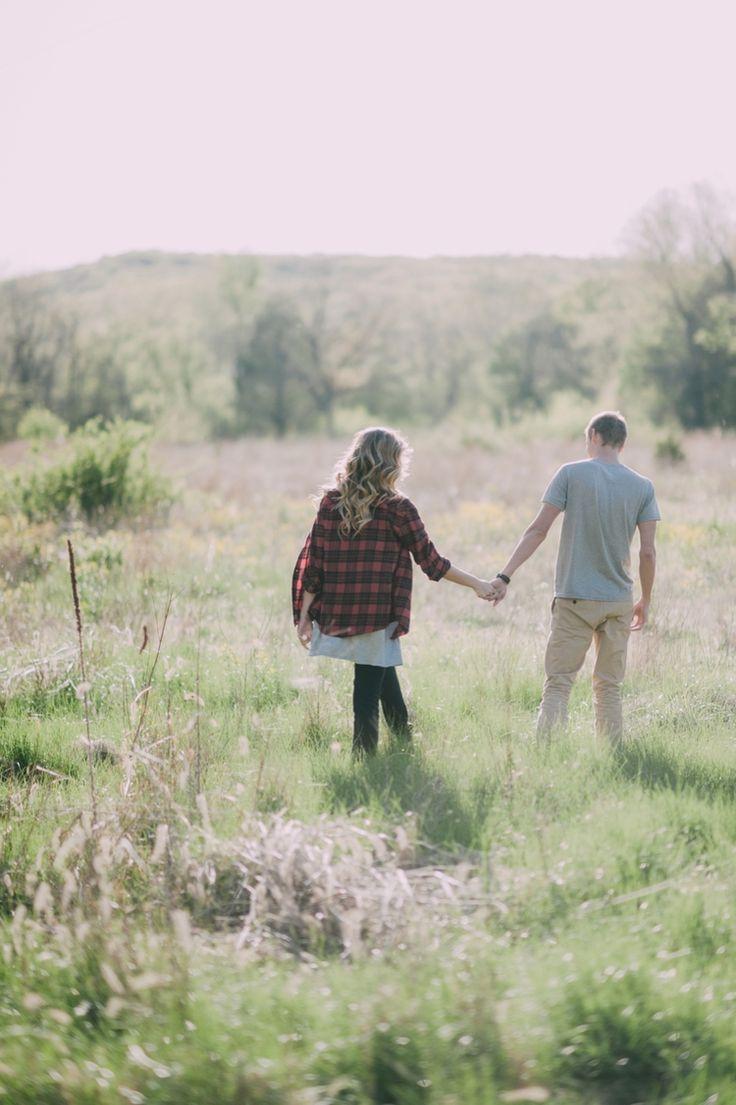 Boho Woodsy Engagement Photo Session - St. Louis Wedding Photographer — Charis Rowland Photography