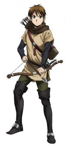 "Voice Cast for ""The Heroic Legend of Arslan"" TV Anime Announced - Elam: Natsuki Hanae"
