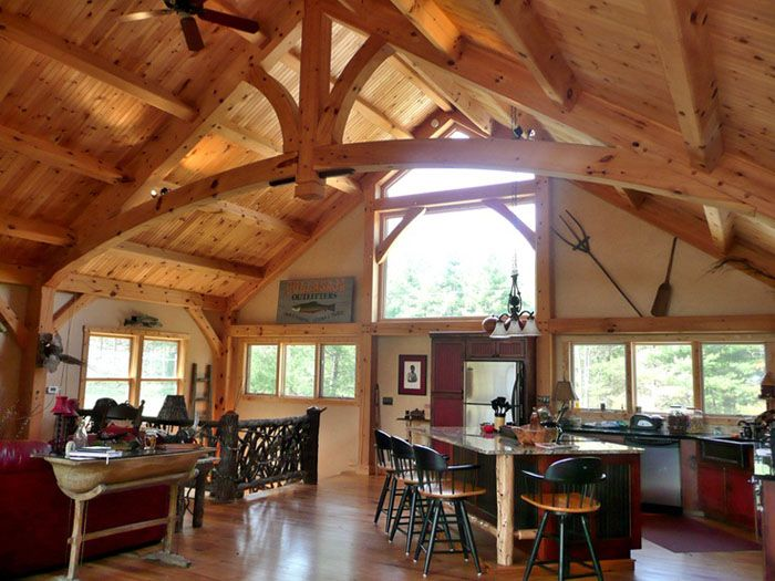 17 Best Images About Timber Frame On Pinterest House