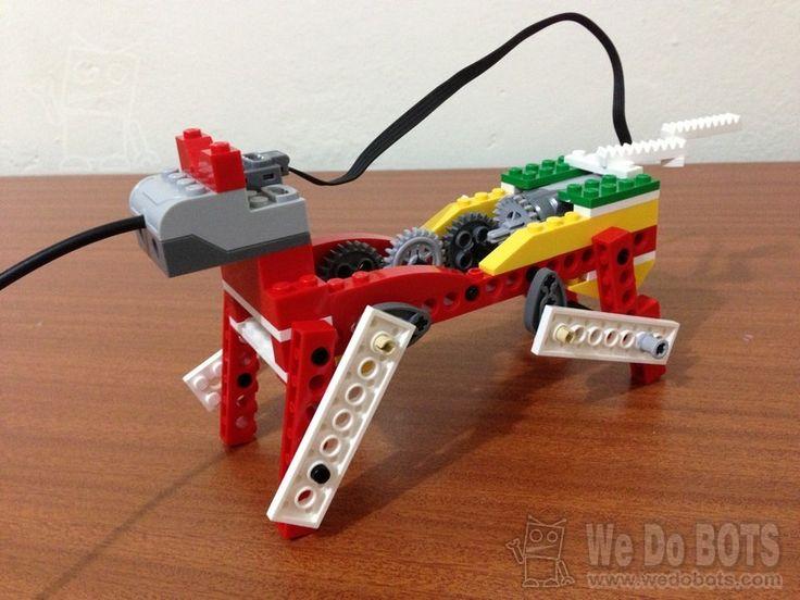 WeDoBots: LEGO WeDo: Animal Designs                                                                                                                                                                                 More