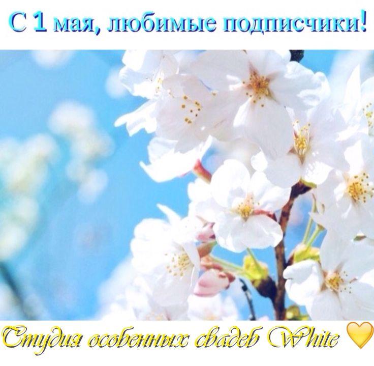С 1 мая!)