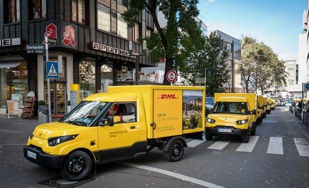 Deutsche Post DHL Group stellt Pakete in Stuttgart umweltfreundlich zu - http://aaja.de/2dQuYun