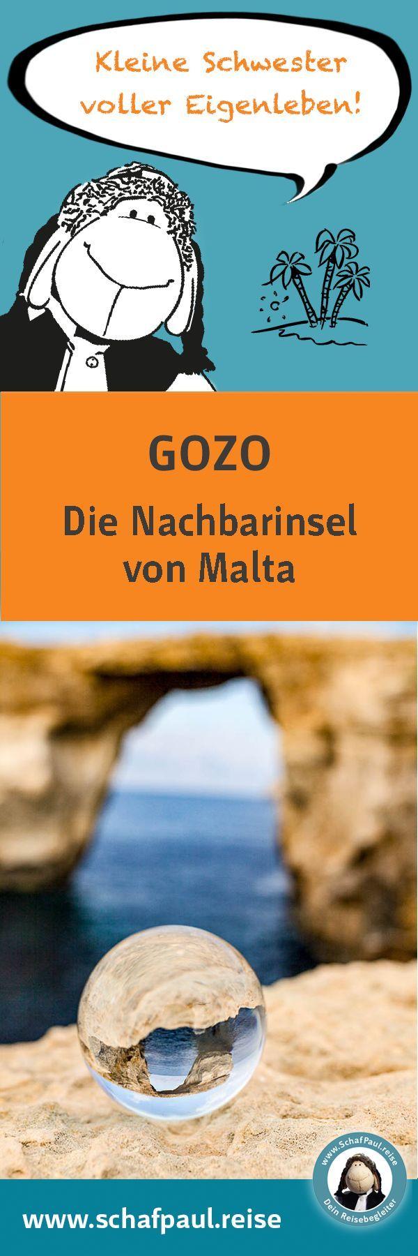 Gozo - Insel-Schwester von Malta und Comino. Gozo bietet Ursprünglichkeit mit ganz viel Geschichte. Zahlreiche Aktivitäten an Land, auf und im Wasser: Mountainbike, Paddeln, Tauchen. Schlemmen - geht hervorragend!  Danach ab an den Strand oder Englisch aufpolieren … Besucht meine Reiseroute mit allen besuchten Stationen! #Gozo #maltesischeInseln #Kulinarik #Genuss #Sport #Aktivitaet #Sprachschule #Tauchen #entspannen #Strand #Urlaub #Mountainbiketor #Paddeln #Tauchen #AzureWindow
