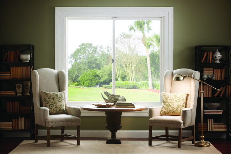 Milgard Essence Series® window