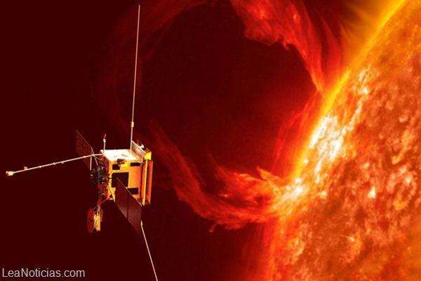 Sonda europea que investigará el sol será protegida con pintura prehistórica - http://www.leanoticias.com/2014/02/14/sonda-europea-que-investigara-el-sol-sera-protegida-con-pintura-prehistorica/