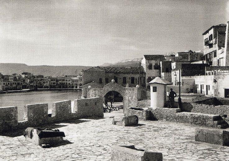 Χανιά, το Φρούριο του Φίρκα 1915