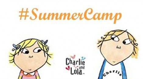 #SummerCamp con Charlie e Lola, Little Miss e Mrs Mc Nosh ! #MammaLoSa