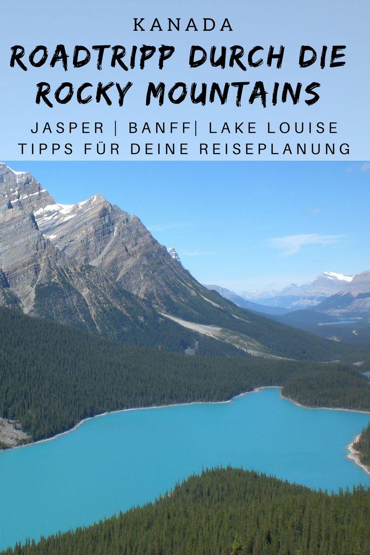 Kanada: Roadtrip durch die Rocky Mountains | Reiseinfos für Eure Reiseplanung: #Jasper #Banff #Lake Louise #Icefield Parkway #Columbia Icefield #Kanada #Mietwagen #Reisetipps #Reiseinfos