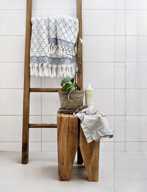 Hitta hem: Stylingtips för badrummet   del 2