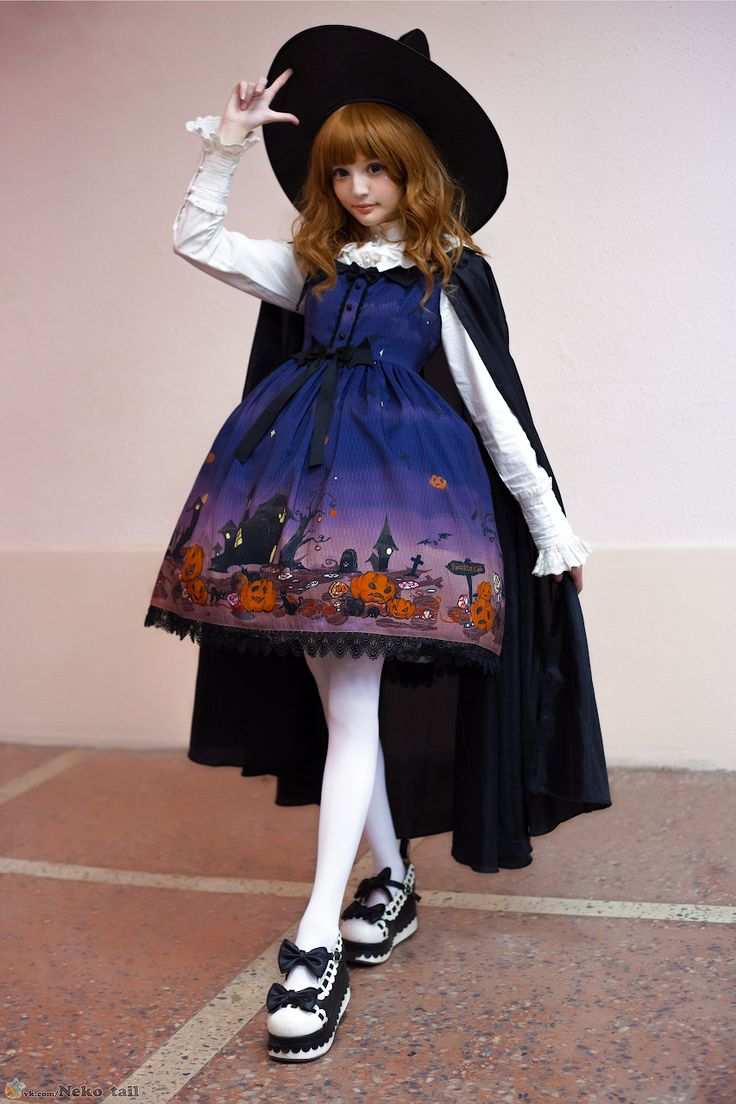 27 best Witch lolita images on Pinterest