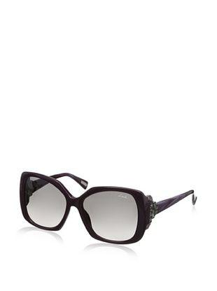 72% OFF Lanvin Women's SLN551 Sunglasses, Shiny Purple