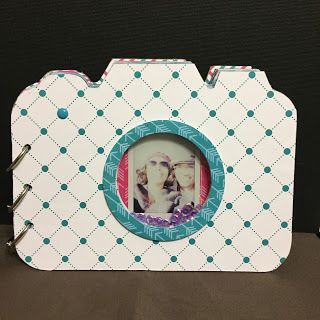 Make a Mini Album with Quick Quotes, Want2Scrap, and Xyron — Gab with Gaby