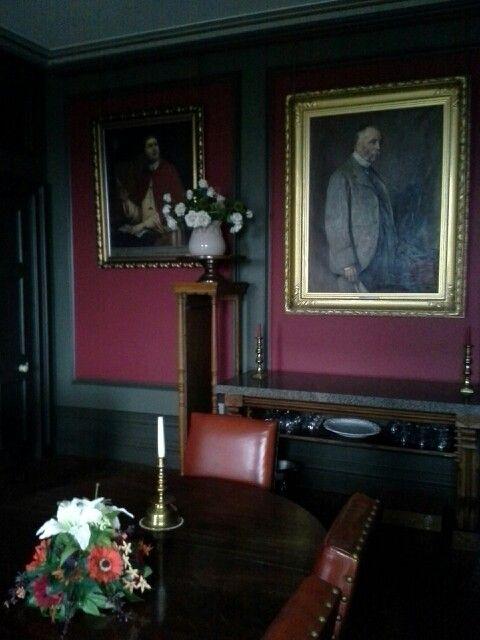 The dining room III