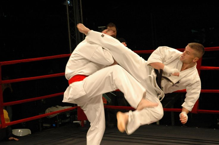 Kyokushin Karate Super Kicks like Lechi Kurbanov