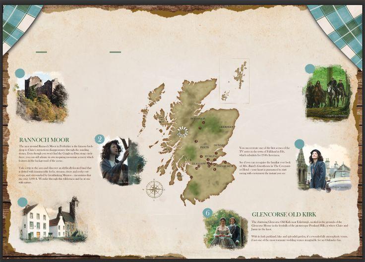 Outlander film locations